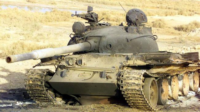 Танк-Т-62