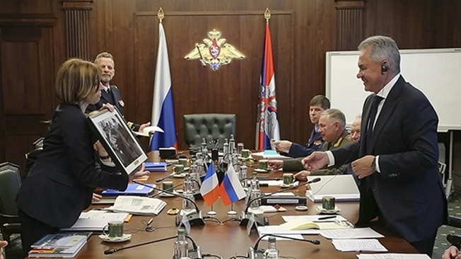 Россия - Франция: «перезагрузка» военно-политических отношений