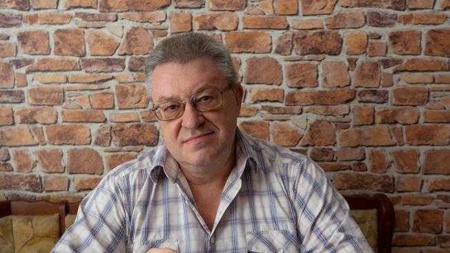 Олег Вусатюк, кандидат философских наук.