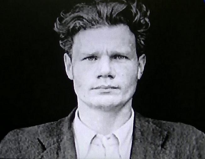 Михаил Пуговкин 1943 год.