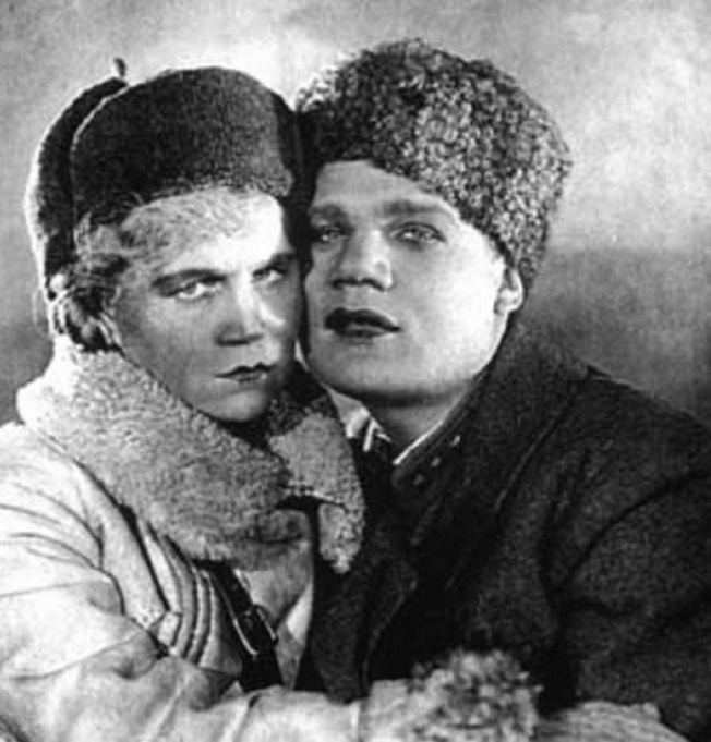 Спектакль «Москвичка», 1943 г.