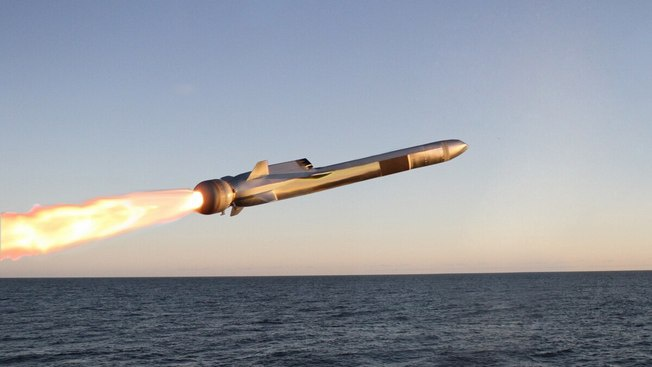 Американская противокорабельная ракета Nytt Sjomals Missil (NSM).