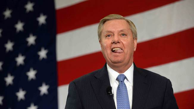 Сенатор Грэм хочет втянуть США в большую войну против Ирана.