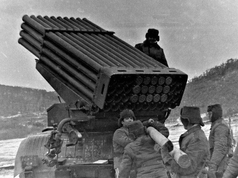 Массированный удар «Градов» по Даманскому заставил задуматься китайцев о возможных трагичных и неизбежных для них последствиях начавшегося пограничного конфликта.
