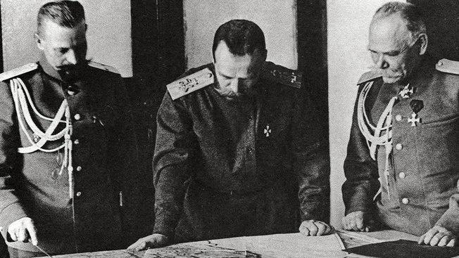 Спасая Париж, царская армия спасала Россию