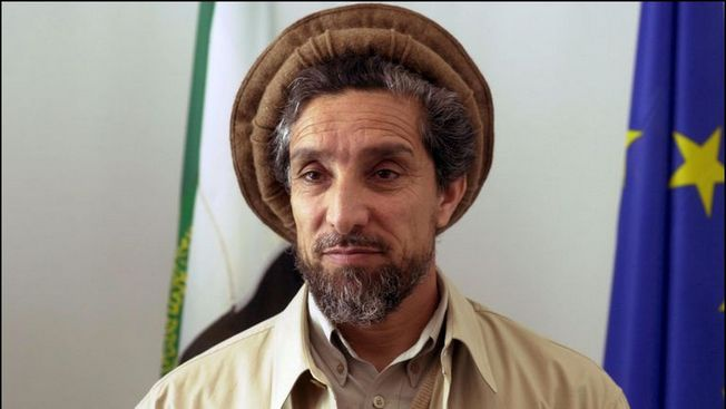 Бывший министр обороны Ахмад Шах Масуд.