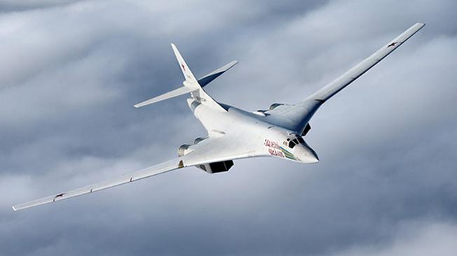 Русские летят: как два «Белых лебедя»  переполошили НАТО