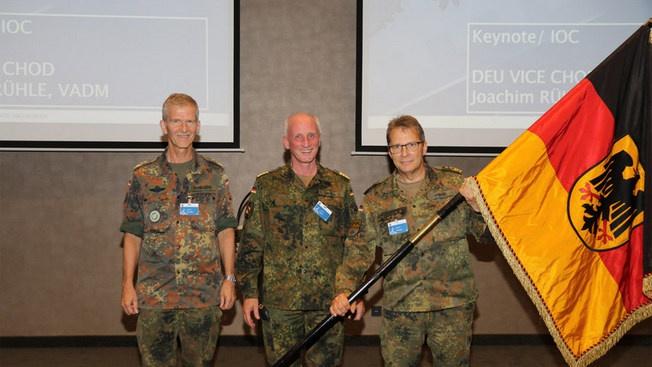 17 сентября 2019 г. в немецком городе Ульм был открыт новый командный центр НАТО по тыловому обеспечению и логистике.