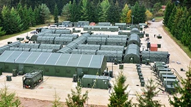 Центр в Ульме создан в рамках стратегии наращивания военного потенциала.