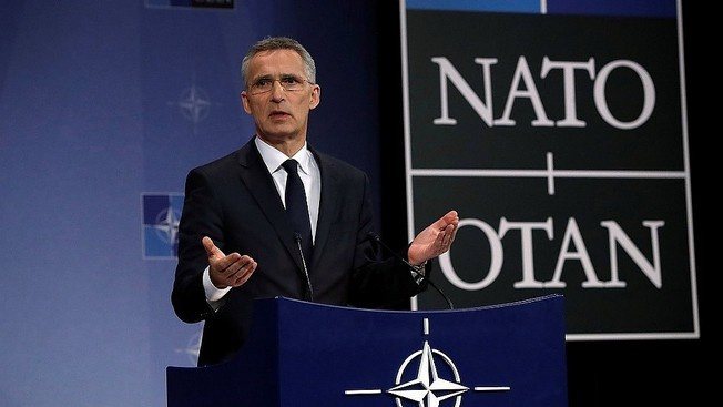 Йенс Столтенберг - генеральный секретарь НАТО (с 1 октября 2014 года).