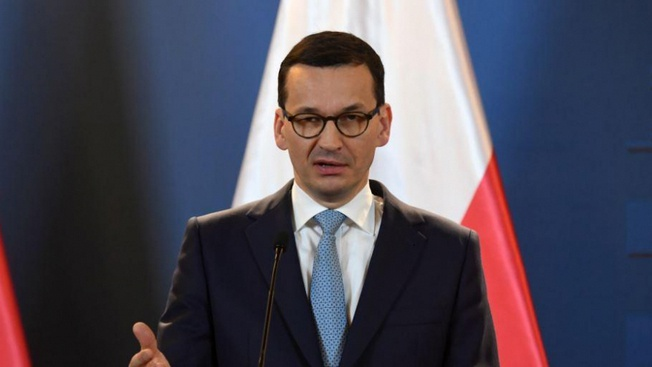 В конце августа с.г. премьер-министр Польши Матеуш Моравецкий заявил о готовности Варшавы к размещению американских ракет средней дальности с ядерными боеголовками в Европе.