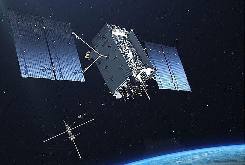 Космическое командование получит под управление орбитальную группировку спутников.