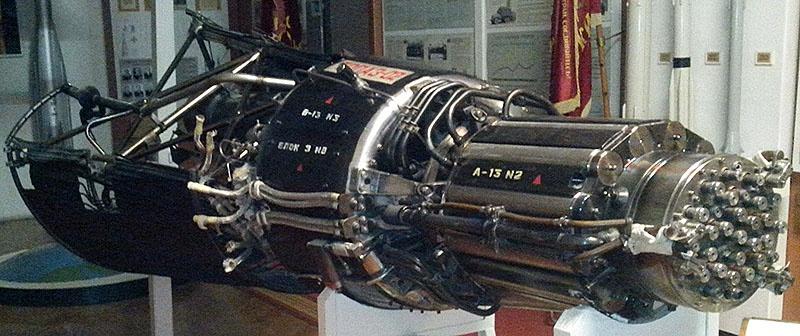 Орбитальный реактор «Топаз».