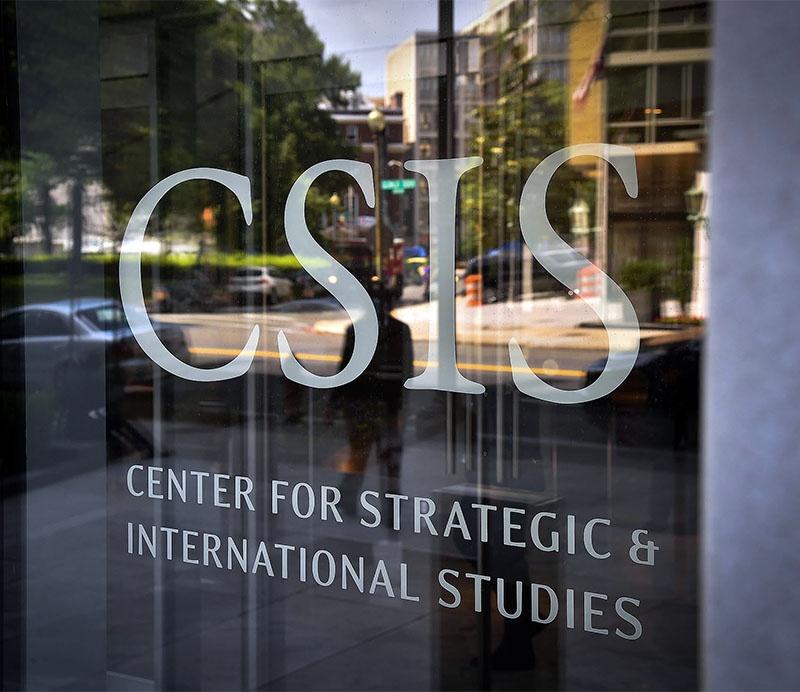 Центр стратегических и международных исследований.
