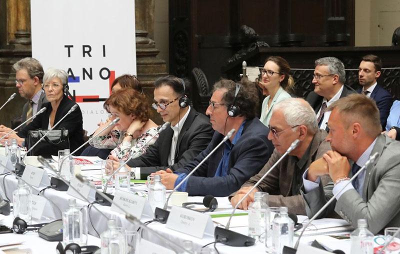 Группа постоянного франко-российского контакта «Трианон».