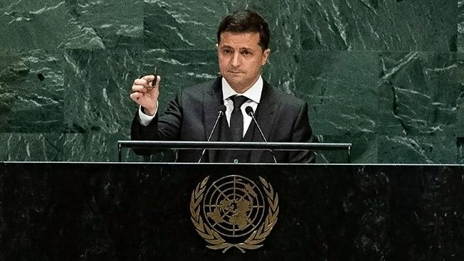 Шут или президент Украины?