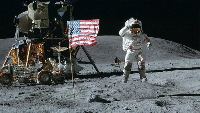 Дотянуться до Луны - о космонавтике истинной и не очень
