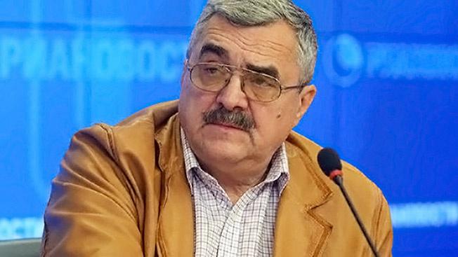 Владимир Жарихин: «Чтобы выигрывать политическую войну, всё должно быть как на войне»