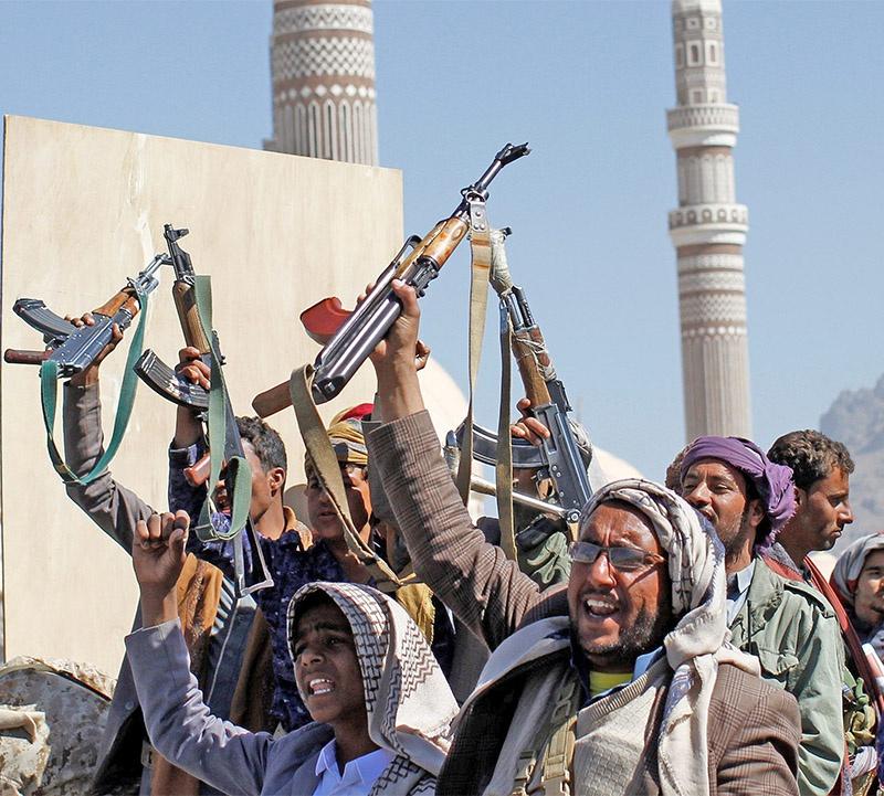 Кто такие хуситы, и как могут воевать эти босоногие, полураздетые, но чрезвычайно мотивированные бойцы, саудовцы знают не понаслышке.