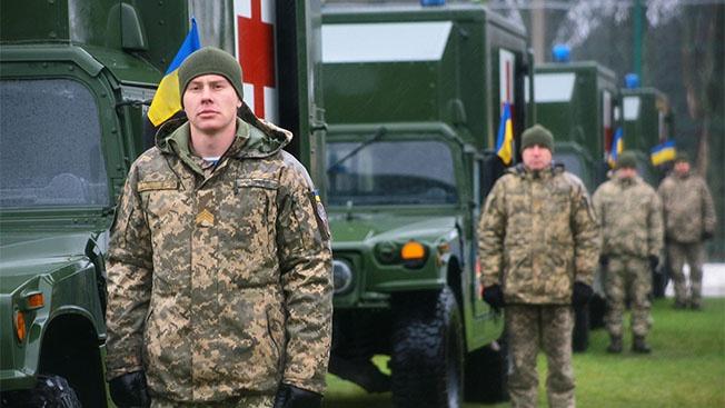 Наши поздравления: «Украина получила большую помощь от Америки и НАТО»