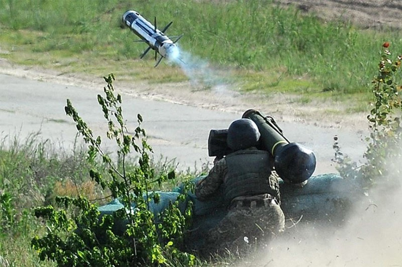 «Огромная» военная помощь в размере 60 миллионов долларов заключается в поставках просроченных «Джавелинов».