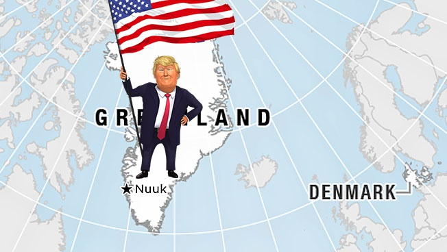 Вашингтон готовит рейдерский захват Гренландии