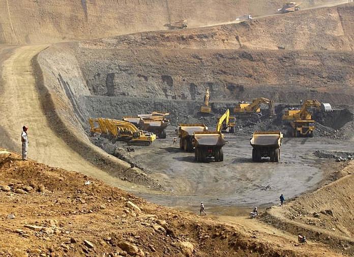 Австралийская компания Greenland Minerals and Energy начала разрабатывать на юго-западе Гренландии Рудник Kvanefjeld, богатый редкоземельными элементами.