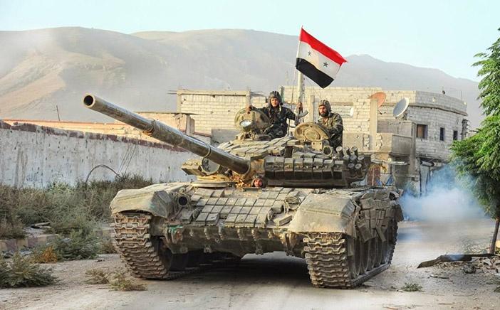 Cирийские бойцы заявляют, что они готовы вести полномасштабную войну против турецких войск.