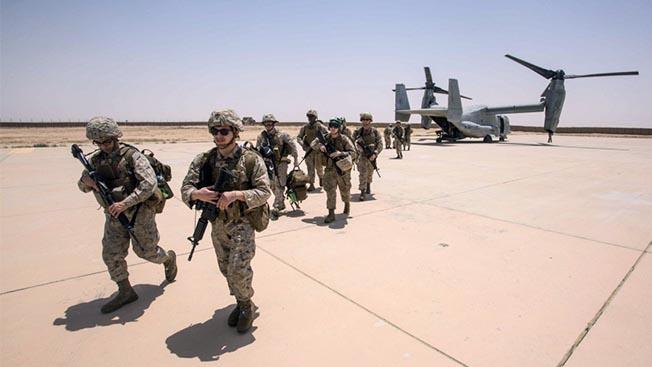 Виктор Надеин-Раевский: «Вывод американских войск из зоны конфликта может привести к столкновению сирийцев и курдов с турками»