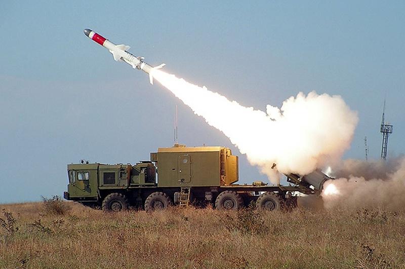 Ракетный пуск «Бала».