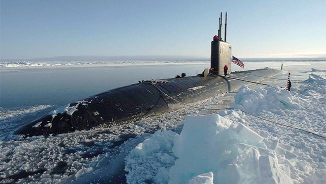 Новый арктический порядок. По-американски