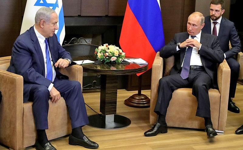 Биби «дружит» с президентом Путиным, часто посещает Россию, готов попросить об услуге, но никогда не делает ничего для России.