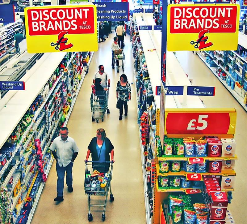 Европейцы взвинтят экспортные цены и повысится и продажная стоимость продовольствия в британских супермаркетах.