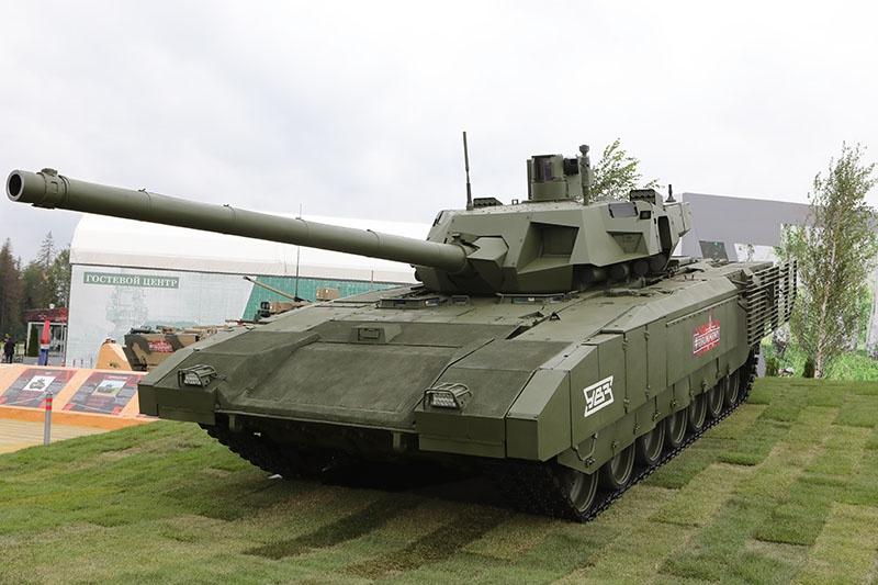 Революционный аппарат – Т-14 «Армата».