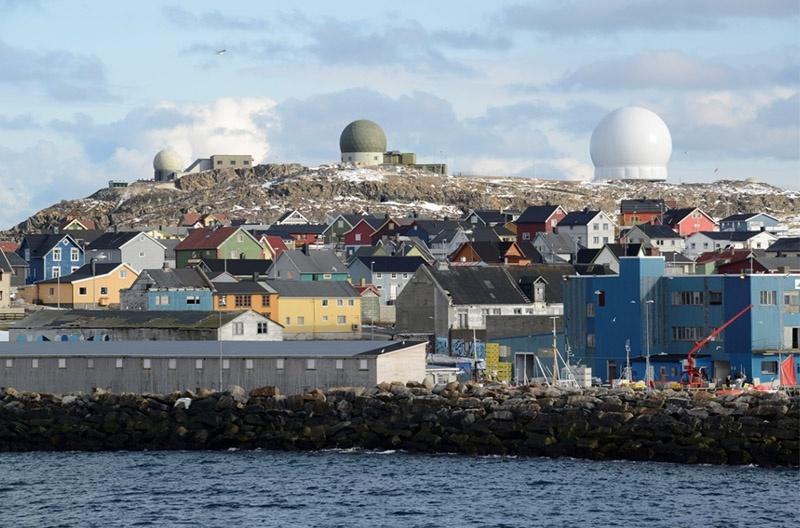 В Осло отдают себе отчёт, что военный объект в Вардё - одна из наиболее реальных целей в случае эскалации обстановки в регионе.