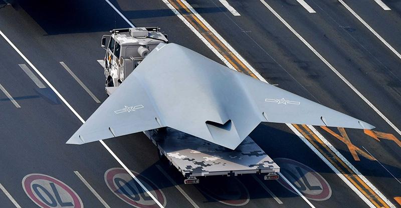 Ударный беспилотный летальный аппарат GJ-11.