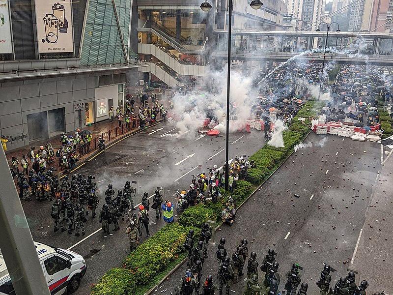 События в Гонконге продемонстрировали высокий потенциал управления локализованными протестами.
