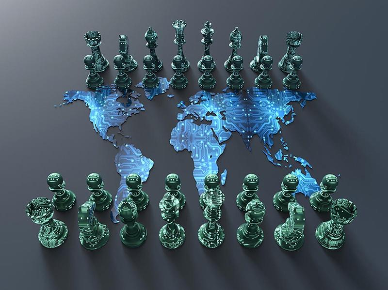 Внешне локальные операции потенциально пригодны к масштабированию кибер-информационных войн.