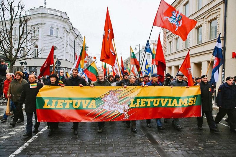 Литовцы против привлечения иностранной рабочей силы.