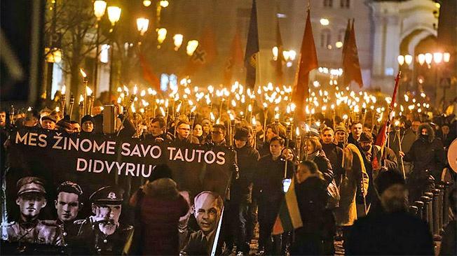 Самоубийственное поведение Литвы