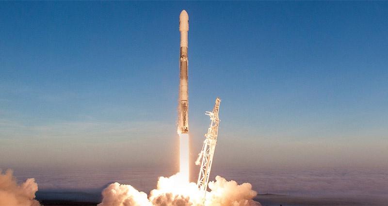 Ракета-носитель Falcon-9 FT.