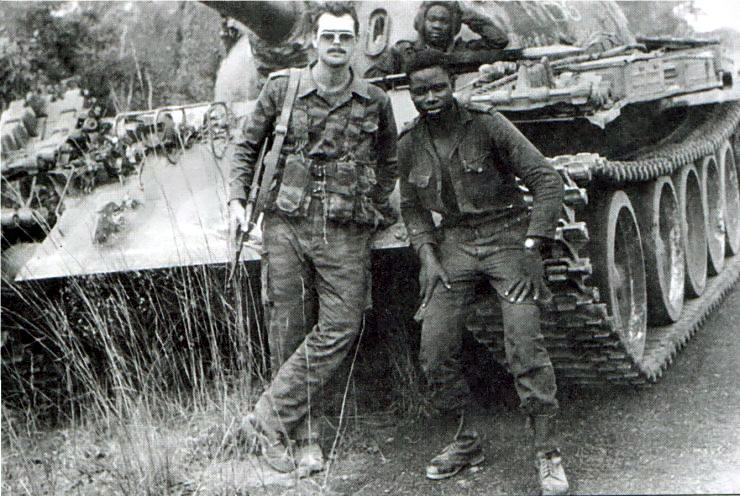 Через Африку прошло почти 30 тысяч советских военных специалистов.
