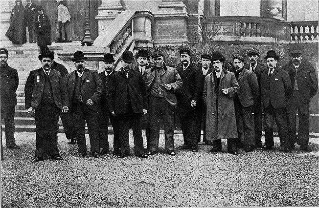 Английские рыбаки в Париже отказались под присягой подтверждать свои же заявления.