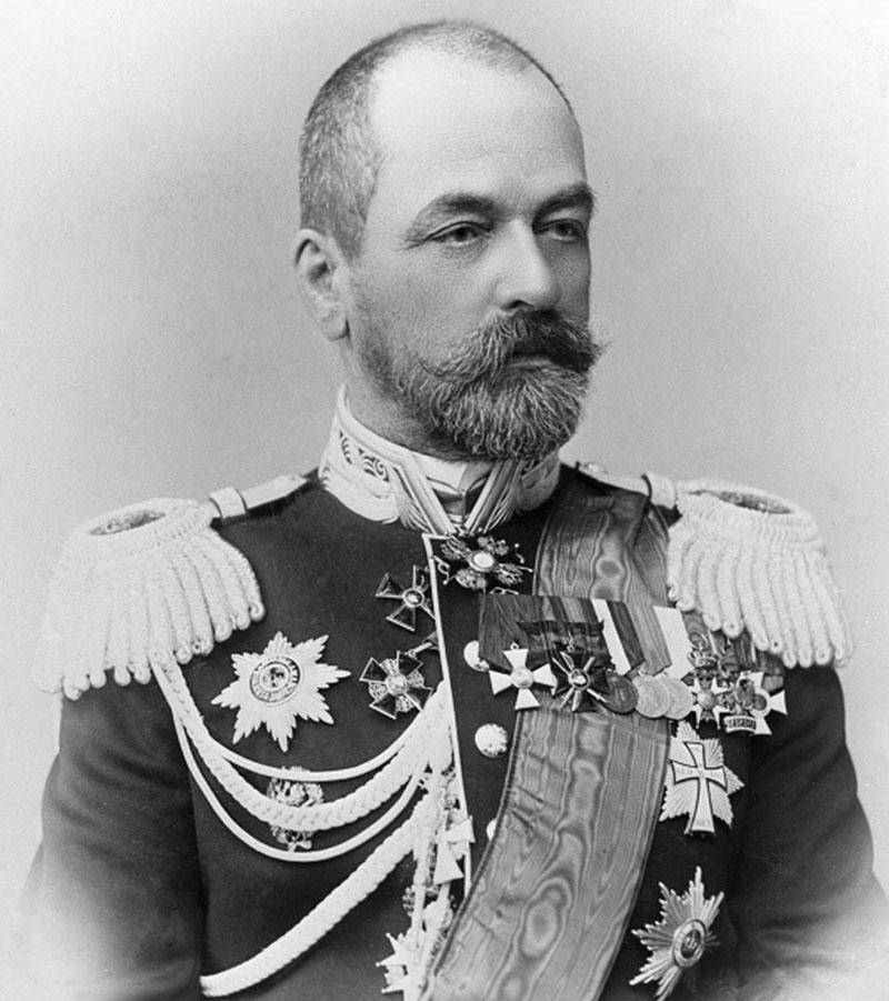 Адмирал Зиновий Рожественский.