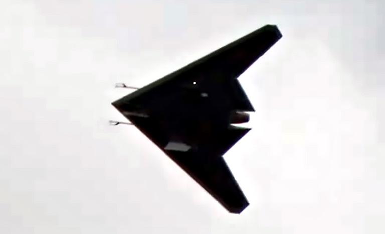 Компоновка «летающее крыло».