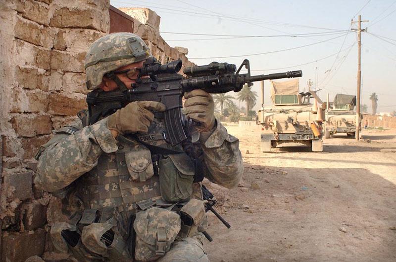 Война с террором не помогла армейским генералам.