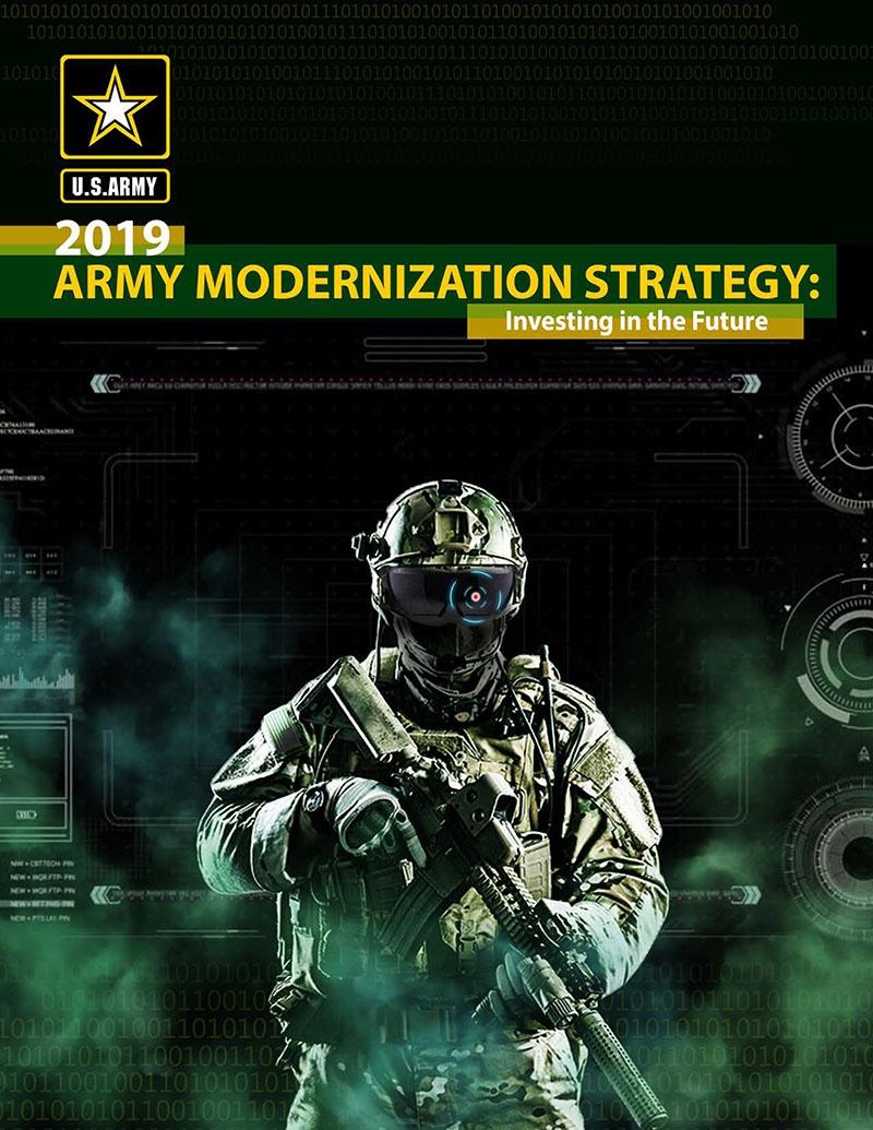 «Стратегия модернизации армии 2019: инвестируй в будущее».