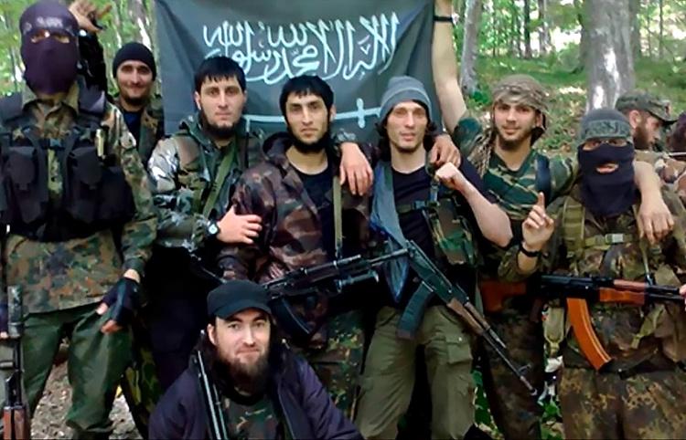 Боевики с Северного Кавказа используют территорию Грузии в транзитных целях.