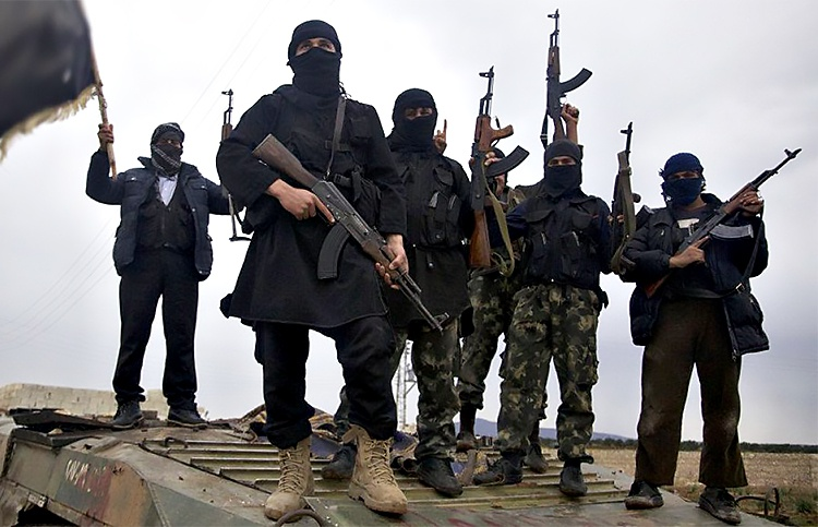 В случае широкомасштабного вооружённого конфликта Запада с Россией, террористические группировки будут принимать участие в военных действиях.