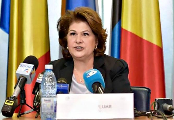 Румынка Рована Плумб была отвергнута ещё и потому, что набрала, как было установлено, кредитов, превышающих один миллион евро.